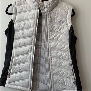 Michael Kors grey/black vest
